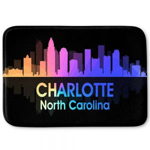 Decorative Bathroom Mats | Angelina Vick - City V Charlotte North Carolina