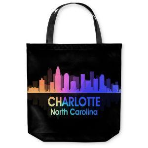 Unique Shoulder Bag Tote Bags   Angelina Vick - City V Charlotte North Carolina