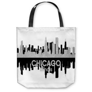 Unique Shoulder Bag Tote Bags  Angelina Vick - City IV Chicago Illinois