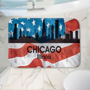 Decorative Bathroom Mats | Angelina Vick - City VI Chicago Illinois