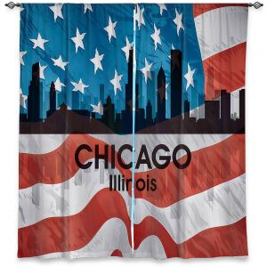 Decorative Window Treatments | Angelina Vick - City VI Chicago Illinois
