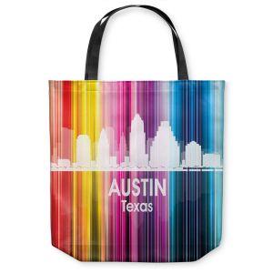 Unique Shoulder Bag Tote Bags   Angelina Vick City II Austin Texas