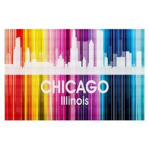 Decorative Floor Coverings | Angelina Vick City II Chicago Illinois