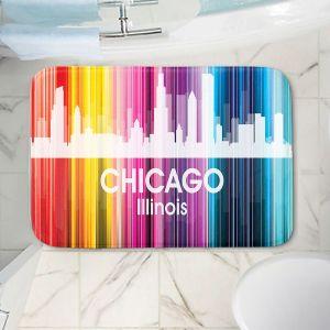 Decorative Bathroom Mats | Angelina Vick - City II Chicago Illinois
