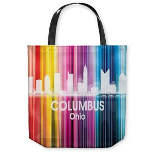 Unique Shoulder Bag Tote Bags   Angelina Vick City II Columbus Ohio