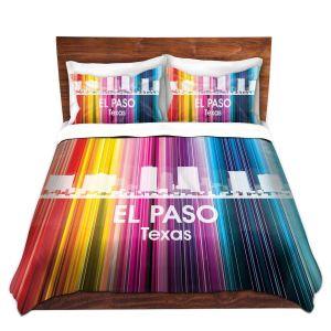 Artistic Duvet Covers and Shams Bedding | Angelina Vick - City II El Paso Texas