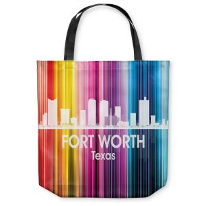 Unique Shoulder Bag Tote Bags | Angelina Vick City II Fort Worth Texas