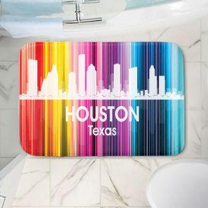 Decorative Bathroom Mats   Angelina Vick - City II Houston Texas
