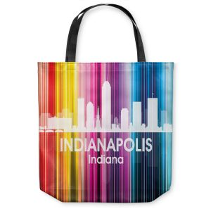 Unique Shoulder Bag Tote Bags | Angelina Vick City II Indianapolis Indiana
