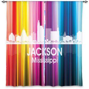 Decorative Window Treatments | Angelina Vick City II Jackson Mississippi