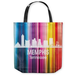 Unique Shoulder Bag Tote Bags   Angelina Vick City II Memphis Tennessee
