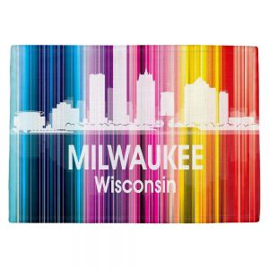 Countertop Place Mats | Angelina Vick's City II Milwaukee Wisconsin