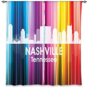 Decorative Window Treatments | Angelina Vick City II Nashville Tennessee