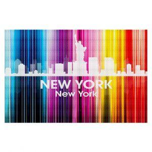 Decorative Floor Coverings | Angelina Vick City II New York New York