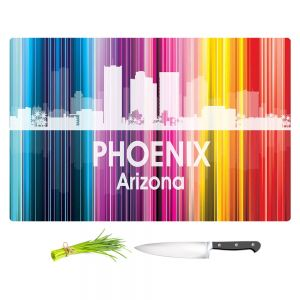 Artistic Kitchen Bar Cutting Boards | Angelina Vick - City II Phoenix Arizona