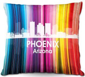 Decorative Outdoor Patio Pillow Cushion | Angelina Vick - City II Phoenix Arizona