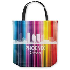 Unique Shoulder Bag Tote Bags | Angelina Vick City II Philadelphia Pennsylvania
