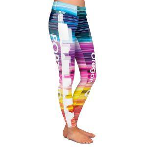 Casual Comfortable Leggings | Angelina Vick - City ll Portland Oregon