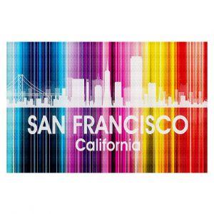 Decorative Floor Coverings | Angelina Vick City II San Francisco California