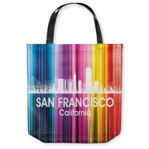 Unique Shoulder Bag Tote Bags   Angelina Vick City II San Diego California
