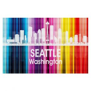 Decorative Floor Coverings | Angelina Vick City II Seattle Washington