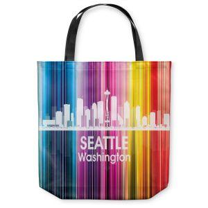 Unique Shoulder Bag Tote Bags   Angelina Vick City II San Francisco California