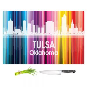 Artistic Kitchen Bar Cutting Boards | Angelina Vick - City II Tulsa Oklahoma