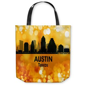 Unique Shoulder Bag Tote Bags | Angelina Vick - City lll Austin Texas