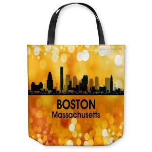 Unique Shoulder Bag Tote Bags   Angelina Vick - City lll Boston Massachusetts