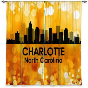 Decorative Window Treatments | Angelina Vick - City lll Charlotte North Carolina