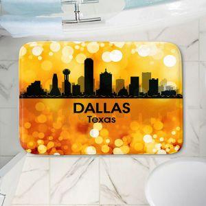 Decorative Bathroom Mats   Angelina Vick - City lll Dallas Texas