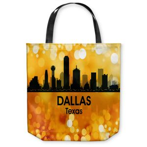 Unique Shoulder Bag Tote Bags | Angelina Vick - City lll Dallas Texas