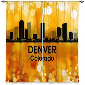 Decorative Window Treatments | Angelina Vick - City lll Denver Colorado