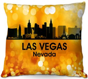 Throw Pillows Decorative Artistic | Angelina Vick - City lll Las Angeles California