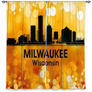 Decorative Window Treatments | Angelina Vick - City lll Milwaukee Wisconsin