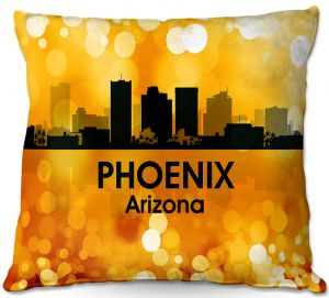 Decorative Outdoor Patio Pillow Cushion | Angelina Vick - City lll Phoenix Arizona