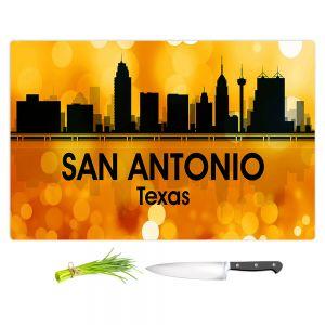 Artistic Kitchen Bar Cutting Boards | Angelina Vick - City lll San Antonio Texas