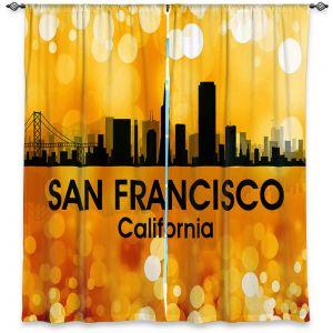 Decorative Window Treatments | Angelina Vick - City lll San Franscisco California
