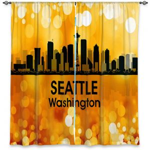 Decorative Window Treatments | Angelina Vick - City lll Seattle Washington
