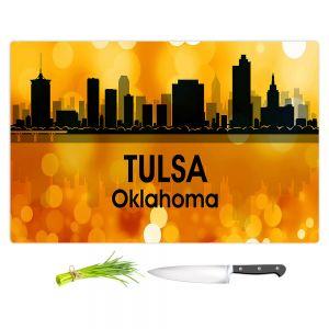 Artistic Kitchen Bar Cutting Boards | Angelina Vick - City lll Tulsa Oklahoma