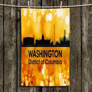 Unique Bathroom Towels | Angelina Vick - City lll Washington DC