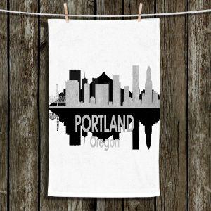 Unique Bathroom Towels | Angelina Vick - City IV Portland Oregon