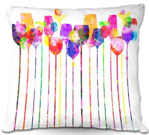 Throw Pillows Decorative Artistic | Angelina Vick's Cocktail Hour