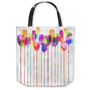 Unique Shoulder Bag Tote Bags | Angelina Vick Cocktail Hour