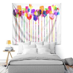 Artistic Wall Tapestry | Angelina Vick Cocktail Hour