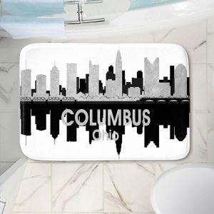 Decorative Bathroom Mats | Angelina Vick - City IV Columbus Ohio
