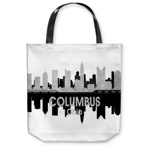 Unique Shoulder Bag Tote Bags |Angelina Vick - City IV Columbus Ohio
