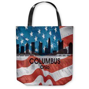 Unique Shoulder Bag Tote Bags  Angelina Vick - City VI Columbus Ohio
