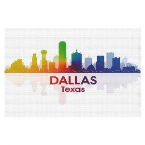 Decorative Floor Coverings | Angelina Vick - City I Dallas Texas