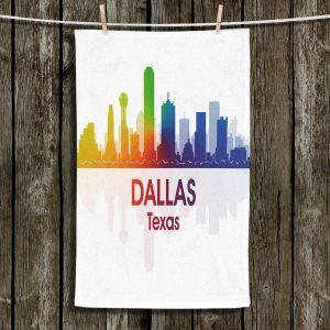 Unique Bathroom Towels | Angelina Vick - City I Dallas Texas